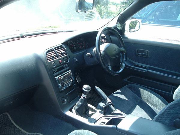 Nissan Skyline R32 Interior. Skyline R32 GTR Interior